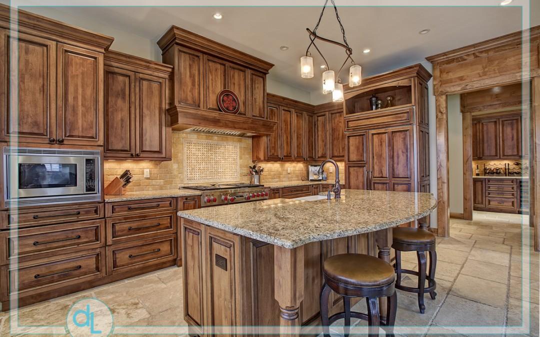 Kitchen is 14' x 24'