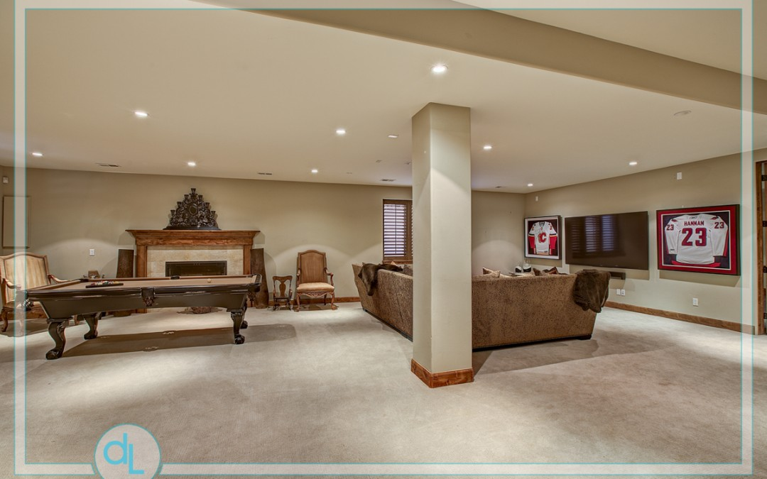 1860 sf Basement
